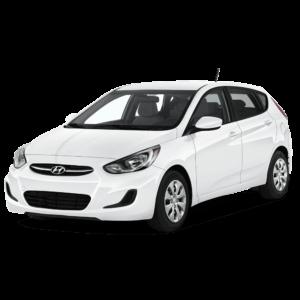 Выкуп бамперов Hyundai Hyundai Accent