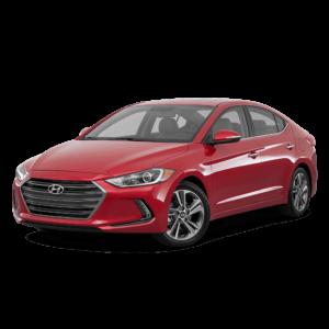 Выкуп бамперов Hyundai Hyundai Elantra