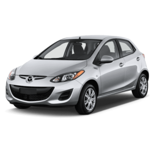 Выкуп бамперов Mazda Mazda 2