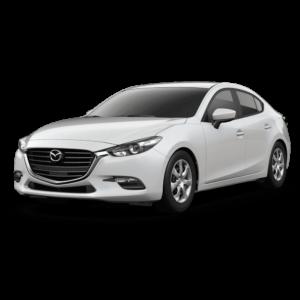 Выкуп бамперов Mazda Mazda 3