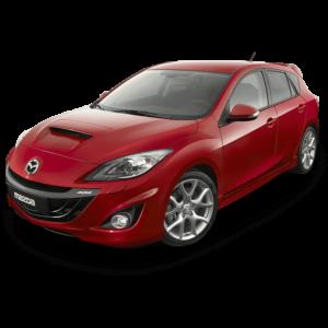 Выкуп тормозных колодок Mazda Mazda 3 MPS