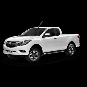 Выкуп бамперов Mazda Mazda BT-50