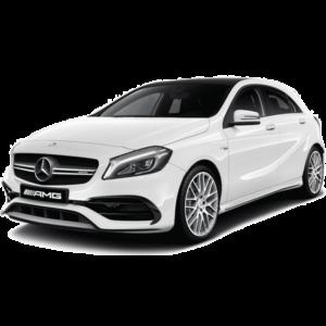 Выкуп бамперов Mercedes Mercedes A-klasse AMG