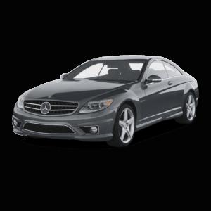 Выкуп бамперов Mercedes Mercedes CL-klasse AMG