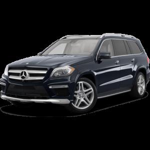 Выкуп бамперов Mercedes Mercedes GL-klasse