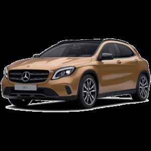 Выкуп битых запчастей Mercedes Mercedes GLA-klasse