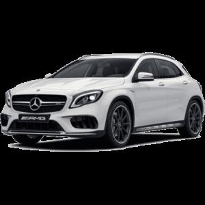 Выкуп битых запчастей Mercedes Mercedes GLA-klasse AMG