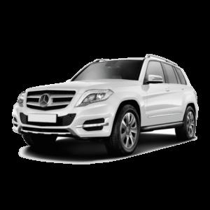 Выкуп бамперов Mercedes Mercedes GLK-klasse