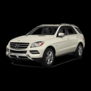 Выкуп бамперов Mercedes Mercedes M-klasse