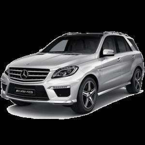 Выкуп бамперов Mercedes Mercedes M-klasse AMG