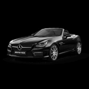Выкуп бамперов Mercedes Mercedes SLK-klasse AMG