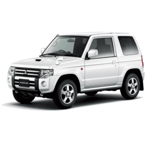 Выкуп остатков запчастей Mitsubishi Mitsubishi Pajero Mini