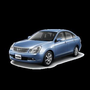 Выкуп кузова Nissan Nissan Bluebird-Sylphy