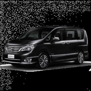 Выкуп кузова Nissan Nissan Serena