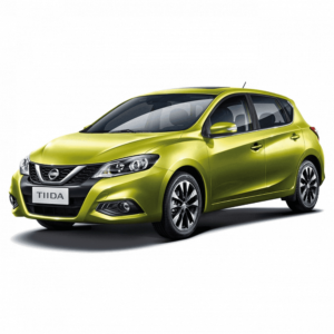 Выкуп кузова Nissan Nissan Tiida