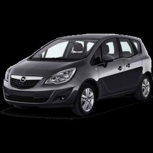 Выкуп автомобильных радиаторов Opel Opel Meriva