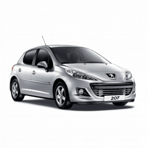 Выкуп бамперов Peugeot Peugeot 207