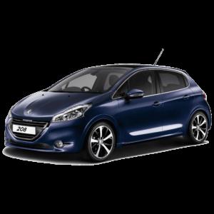 Выкуп бамперов Peugeot Peugeot 208