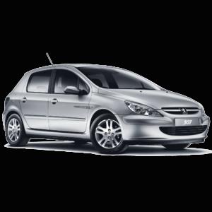 Выкуп бамперов Peugeot Peugeot 307