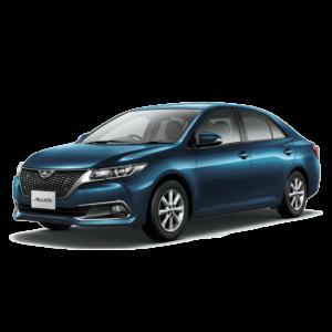 Выкуп бамперов Toyota Toyota Allion