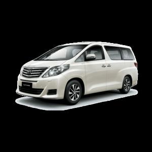 Выкуп бамперов Toyota Toyota Alphard