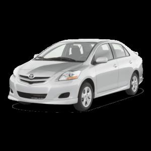Выкуп бамперов Toyota Toyota Belta