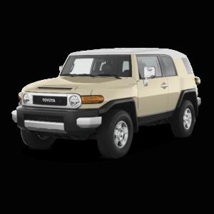 Выкуп бамперов Toyota Toyota FJ Cuiser