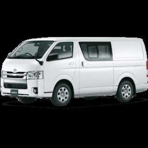 Выкуп бамперов Toyota Toyota Hiace