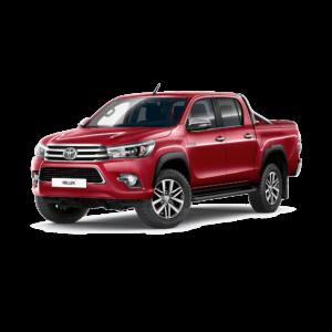 Выкуп бамперов Toyota Toyota Hilux